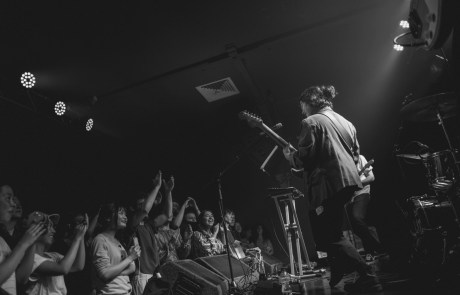 Beyond The Bay: Jay Som at Oslo in London