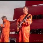 DEVO at Burger Booglaoo 2018 in Mosswood Park, by SarahJayn Kemp