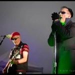 The Damned at Burger Booglaoo 2018 in Mosswood Park, by SarahJayn Kemp