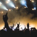 Nine Inch Nails at Openair St. Gallen 2018 in Switzerland, by Ian Young