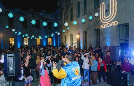 DJ Qbert kicks off Undiscovered SF in SOMA Pilipinas