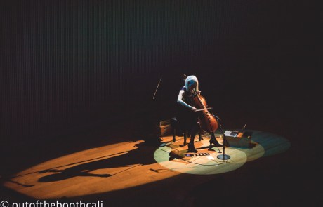 Photos: Zoe Keating at SFJAZZ