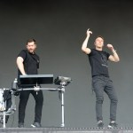 Odesza at the Outside Lands Music Festival 2018, by Jon Bauer