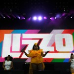 Lizzo at the Outside Lands Music Festival 2018, by Jon Bauer