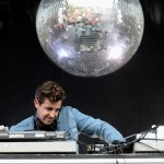 Jamie XX at the Outside Lands Music Festival 2018, by Jon Bauer