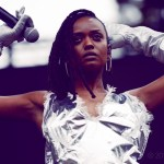 Kelela at the Outside Lands Music Festival 2018, by Jon Bauer