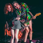 The Regrettes at The Chapel, by Ian Young