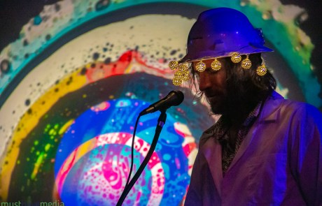 Review + Photos: Zach Gill's Multiverse at Kuumbwa Jazz in Santa Cruz