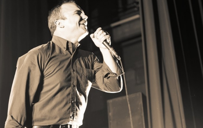 Photos: Future Islands at the Fox Theater