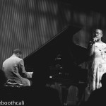 Cecile McLorin Salvant & Sullivan Fortner at SFJAZZ, by Ria Burman
