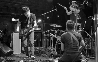 toe at the Great American Music Hall, by William Wayland