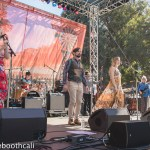 The Go To Hell Man Band at Hardly Strictly Bluegrass 2018 in Golden Gate Park, by Ria Burman