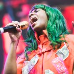 Santigold at the Music Tastes Good Festival 2018, by Ian Young