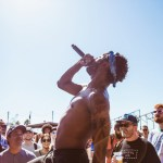 JPEGMAFIA at Treasure Island Music Festival 2018, by Priscilla Rodriguez