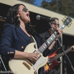 Liz Brasher at Hardly Strictly Bluegrass 2018 in Golden Gate Park, by Ria Burman