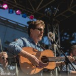Tim O'Brien at Hardly Strictly Bluegrass 2018 in Golden Gate Park, by Ria Burman