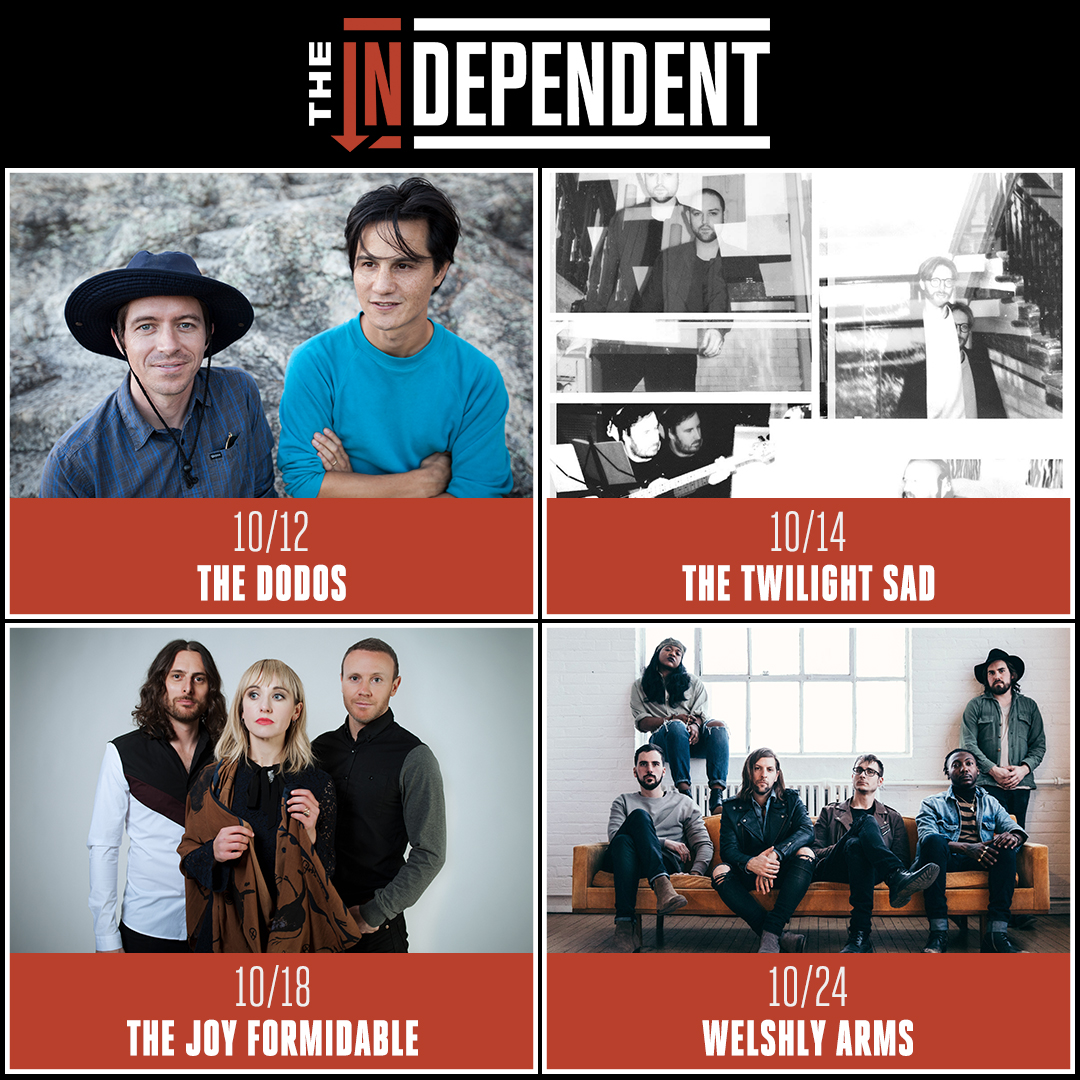 The Independent October