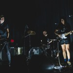 Wax Chattels at the Starline Social Club, by Ian Young
