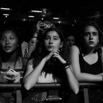 Crowd at the Fox Theater, by William Wayland