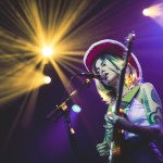 Pllush, Rose Droll, Pardoner & Soar for Father/Daughter Records at the Independent, by Ian Young