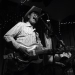 Hank Maninger of Nashville Honeymoon at The Starry Plough, by William Wayland