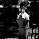 Irma Thomas at SFJAZZ, by Ria Burman