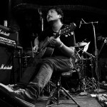 Takaaki Mino of toe at Great American Music Hall, by William Wayland