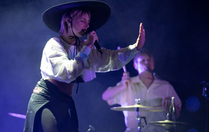Review + Photos: MØ at the Fox Theater