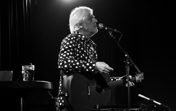 Review + Photos: Robyn Hitchcock at the Chapel