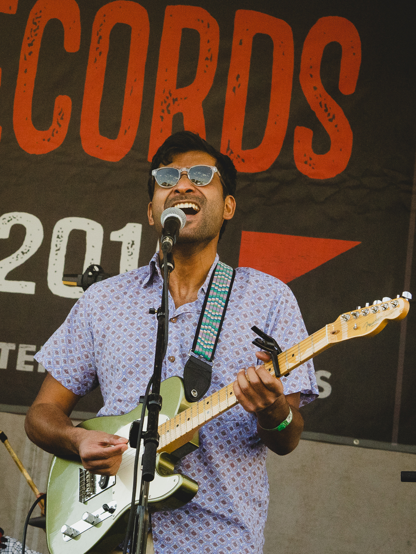 SXSW Day Three - Prateek Kuhad by Norm deVeyra