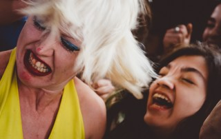 SXSW Day Six - Amyl and the Sniffers by Norm deVeyra