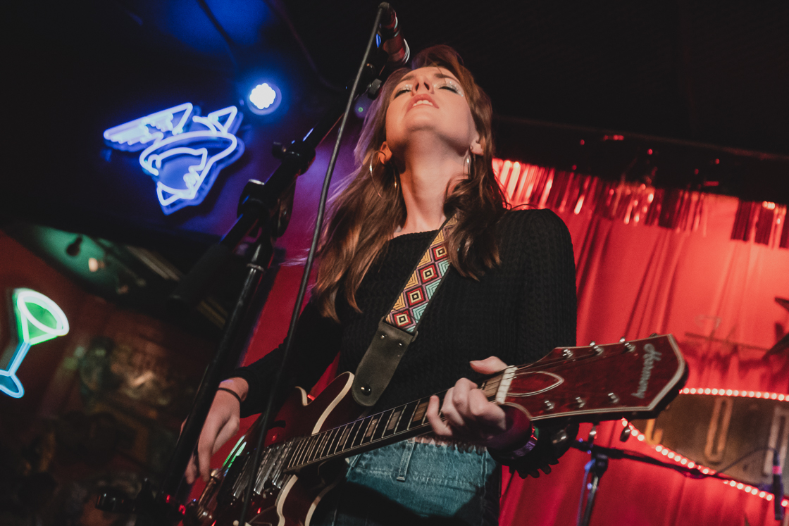 SXSW Day Six - Angie McMahon by Norm deVeyra