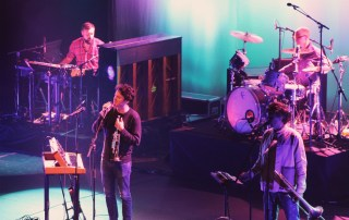 Beirut and Helado Negro at the Fox Theater