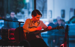 Kaki King at SFJAZZ, by Ria Burman