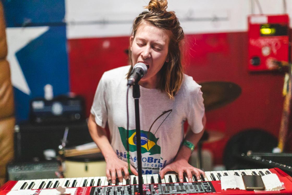 SXSW Day Four - Rose Droll by Ian Young
