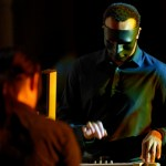 Dopplereffekt at MUTEK.SF 2019 at the Herbst Theatre, by Jon Bauer
