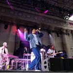 Toro y Moi at the Greek Theatre, by Jon Bauer