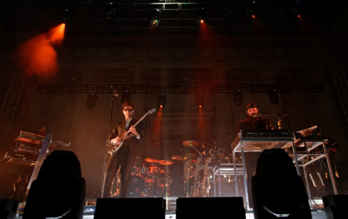 Photos: Chromeo with Toro y Moi at the Greek Theatre