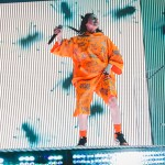 Billie Eilish at the Bill Graham Civic Auditorium, by Ian Young