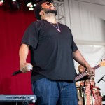 Craig Robinson and the Nasty Delicious at Clusterfest 2019, by SarahJayn Kemp