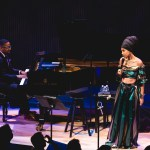 Jazzmeia Horn at SFJAZZ, by Ria Burman