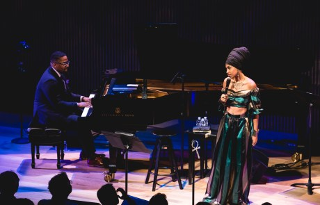 Photos: Jazzmeia Horn at SFJAZZ