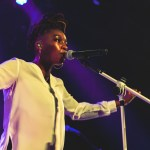 Little Simz at Slim's, by Ian Young
