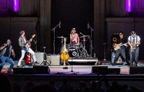 Review + Photos: Vulfpeck at the Greek Theatre