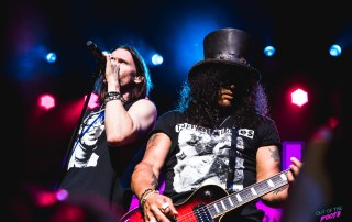 Slash featuring Myles Kennedy & The Conspirators at The Warfield, by Ria Burman