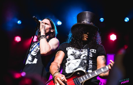 Review + Photos: Slash featuring Myles Kennedy + the Conspirators at the Warfield