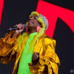 Santigold at Outside Lands 2019, by Daniel Kielman