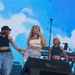Alina Baraz at Outside Lands 2019, by Daniel Kielman