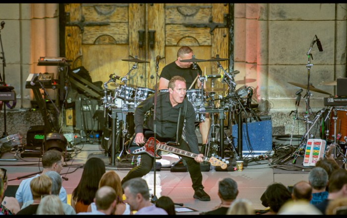 Review + Photos: OMD at the Mountain Winery