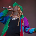 Lil Wayne at Outside Lands 2019, by Daniel Kielman